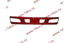 Бампер F красный пластиковый для самосвалов фото Ульяновск
